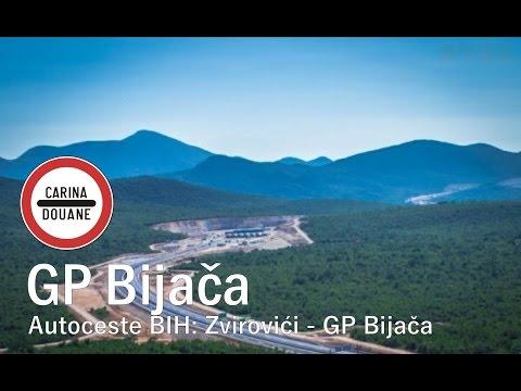 BiH [R423,A1] - HR [A10]: GP Bijača - Nova Sela