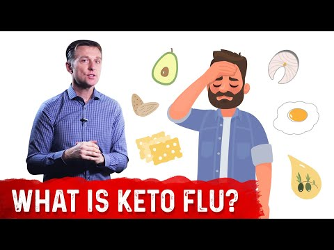 Feeling Sick on a Ketogenic Diet?