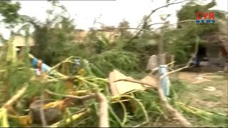 Cyclone Gaja : 28 Lost Life In Tamil Nadu, CM Announces Compensation | CVR News - CVRNEWSOFFICIAL