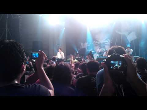 The Hives en Lima - Tick Tick Boom - Parte 2