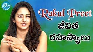 Rakul Preet Singh Reveals Few Of Her Secrets || Rakul Preet Highlights || Dialogue With Prema - IDREAMMOVIES