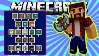 �������� ������� ��� � ��� (Goki Stats Mod) - ����� ����� Minecraft # 87