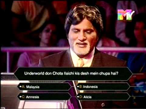 MTV KBC FULLY FALTOO