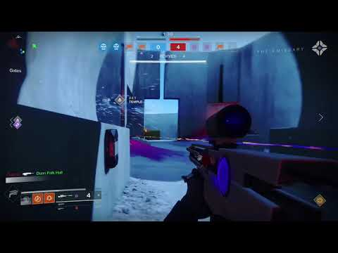 Jump SNIPING IN DESTINY 2 EXIST?!