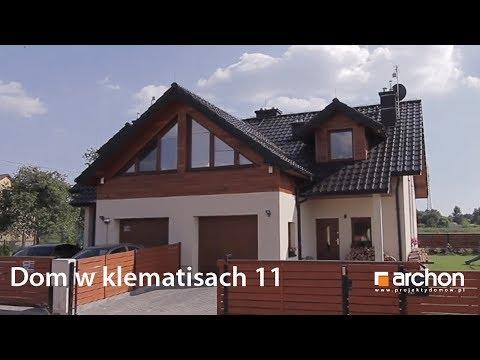 Dom w klematisach 11 - wyjątkowy komfort i elegancja.