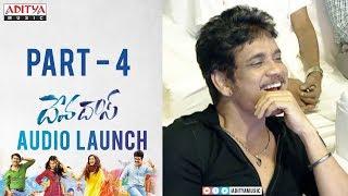 Devadas Audio Launch Part- 04|| Akkineni Nagarjuna, Nani, Rashmika, Aakanksha Singh - ADITYAMUSIC