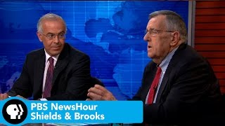 Shields and Brooks on Pacific trade deal politics, Clinton and Rubio on the trail - PBS
