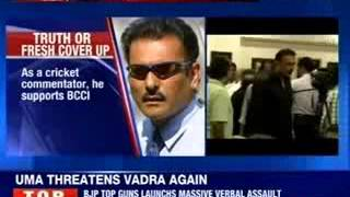 Row over Ravi Shastri's inclusion - NEWSXLIVE