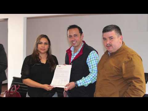 SOMBRERETE, PRIMER MUNICIPIO EN ENTREGAR LA CUENTA PÚBLICA