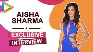 "Aisha Sharma: ""I can be comfortable with what I am wearing BUT…"" | Satyameva Jayate - HUNGAMA"