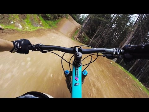 2015 Santa Cruz Nomad - Whistler Bike Park Freeride MTB
