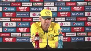 2015 WC NZ vs AUS: Clarke blames batsmen for loss vs NZ - IANSINDIA