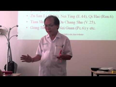 9 puntos de acupuntura para la activación Yang