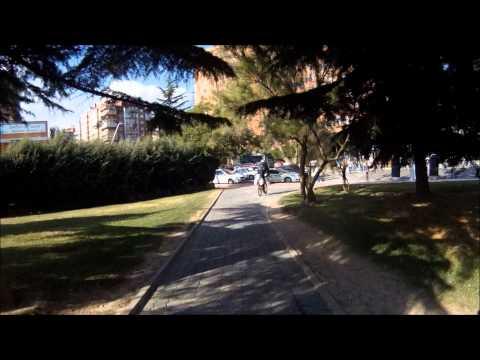 Camino frances Santiago Bici 2011 5/13 HD