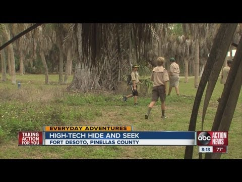 ABC Action News: Weekend Edition: Everyday Adventures Geocaching