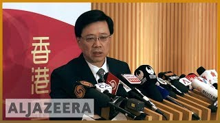 🇭🇰 Hong Kong bans pro-independence party in unprecedented move | Al Jazeera English - ALJAZEERAENGLISH