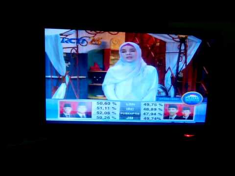 Video Keanehan Quick Count di RCTI