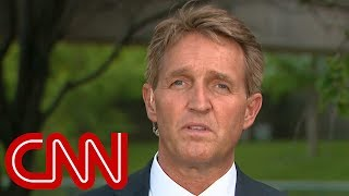 Sen. Jeff Flake: We may have hit bottom - CNN