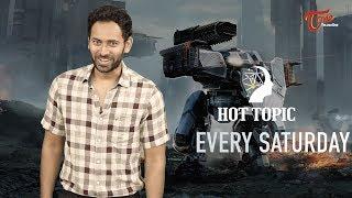 HOT TOPIC - Promo | By Bharat Raj | TeluguOne - TELUGUONE