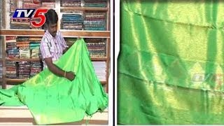 Snehitha | Kanchipattu Sarees | PART 1 : TV5 News - TV5NEWSCHANNEL