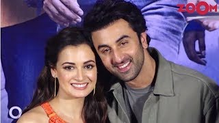 Dia Mirza On Her Role In 'Sanju', Working With Ranbir Kapoor & More | Exclusive - ZOOMDEKHO
