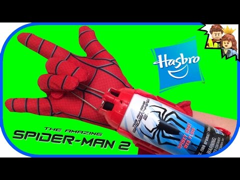 Amazing Spider-Man 2 Mega Blaster Web Shooter with Glove