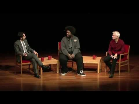 PUBLIC FORUM: David Byrne & Questlove on classical music and Public Enemy