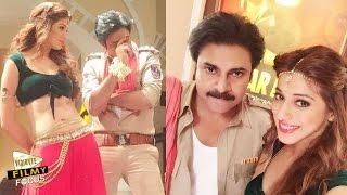 Sardaar Gabbar Singh Movie Item Song Exclusive Pics