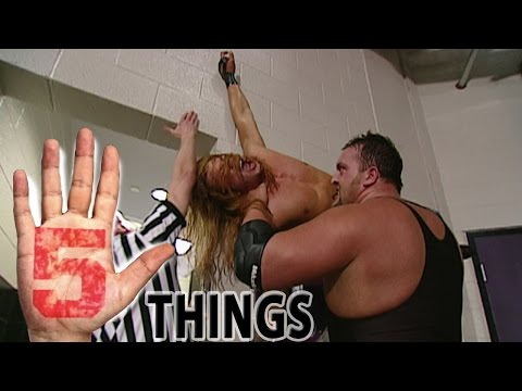 How well do you know the rules of WWE? - 5 Things