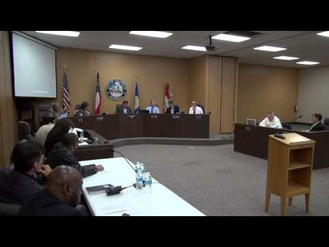 4-15-14 Chamblee Council to maintain status quo on Follies for time being