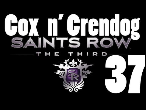 Livestream Saints Row the Third Part 37 Nerdlinger Warrior Poet