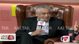 देश को नेता नहीं, नीति की जरूरत है : Sitaram Yechury - AAJTAKTV