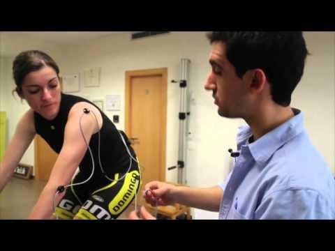 Estudio biomecánico Cycling Metric