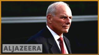 🇺🇸Trump says chief of staff John Kelly to leave at year's end | Al Jazeera English - ALJAZEERAENGLISH