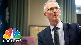 The Lonely Battle: A Former GOP Congressman Pushes His Party To Believe In Climate Change | NBC News - NBCNEWS