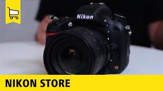 Nikon Store: Обзор камеры Nikon D610 12+