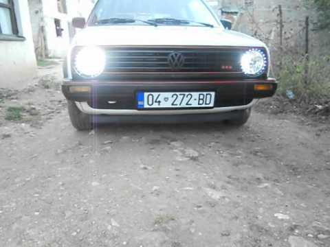 GOLF MK2  DRAGASH  REMUS SOUND