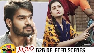 RX 100 Movie B2B DELETED SCENES | Kartikeya | Payal Rajput | Rao Ramesh | #RX100 | Mango Videos - MANGOVIDEOS