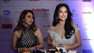 Bollywood divas raise glamour quotient at Mumbai fashion week - ANIINDIAFILE