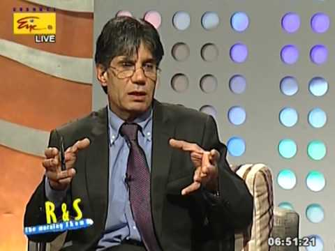 UNICEF Sri Lanka representative Reza Hossaini on Channel Eye