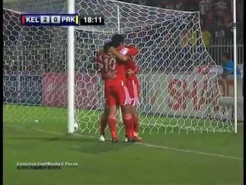Liga Super 2012 Kelantan 6 - 0 Perak