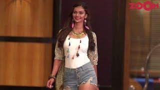 'Chisle Miss Active' Sub Contest At FBB Femina Miss India 2018 | Episode 04 - ZOOMDEKHO