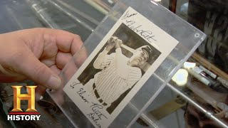Pawn Stars: Babe Ruth's Autograph (Season 4) | History - HISTORYCHANNEL
