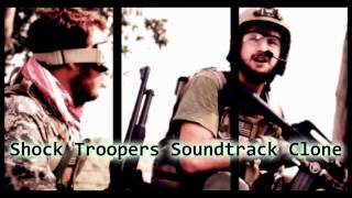 Royalty Free :Shock Troopers