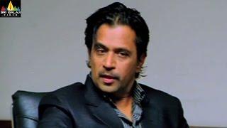 Gambler Movie Scenes | Arjun Meeting With His Team | Ajith Kumar, Trisha | Sri Balaji Video - SRIBALAJIMOVIES