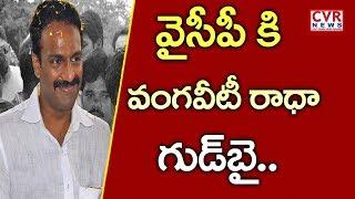 వైసీపీ కి వంగవీటి రాధా షాక్..? | Vangaveeti Radha Resign To YSR Congress Party | CVR News - CVRNEWSOFFICIAL