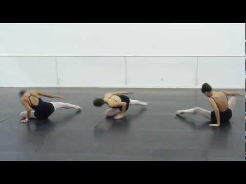 Balé Clássico Trio Avançado 2° Lugar JOINVILLE 2012 - Espaço da Dança - Elos