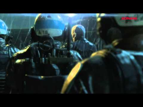Metal Gear Solid- Ground Zeroes [GameTrailers]