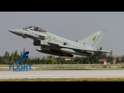 Fighter Aircraft at Anatolian Eagle - Foreign Air Forces