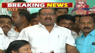 Telangana Govt Employees Association Meets CS S.K.Joshi Over Interim Relief For Employees | CVR NEWS - CVRNEWSOFFICIAL